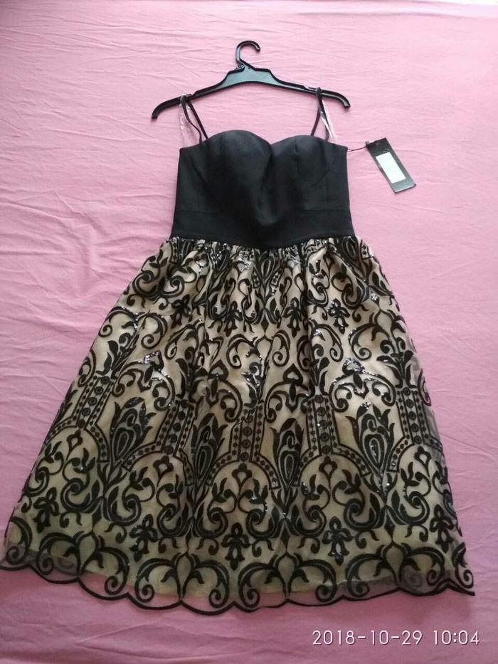 ΣΕΒΗ Ολοκαίνουργιο φόρεμα!!!!! small με το ταμπελακι του!!! σε Γαλατάς