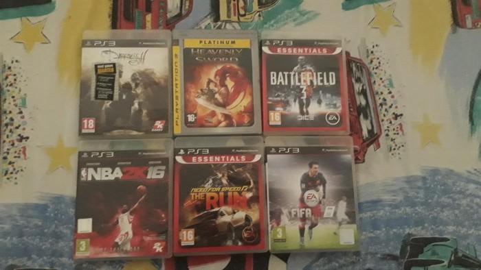 PS3 παιχνιδια. Photo 0