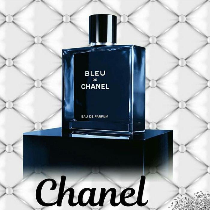 мужской парфюм Essens аналог Chanel Bleu De Chanel 50мл