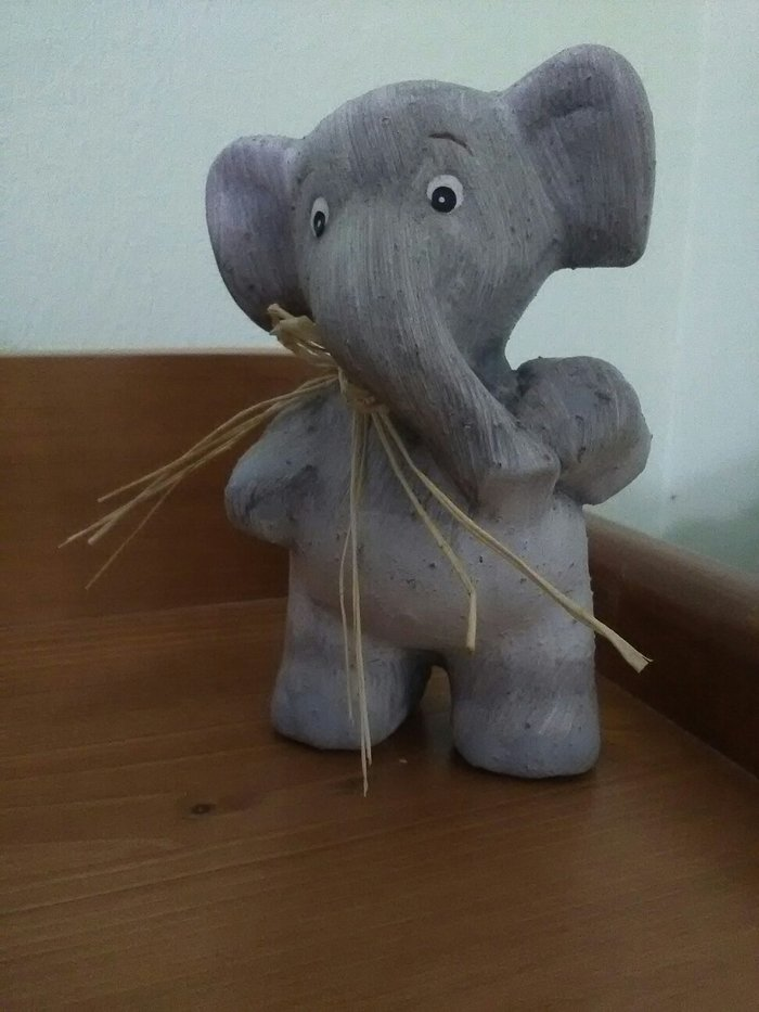 Slonče feng- šui 12 cm, kao jedna od ključnih figura feng šui- a