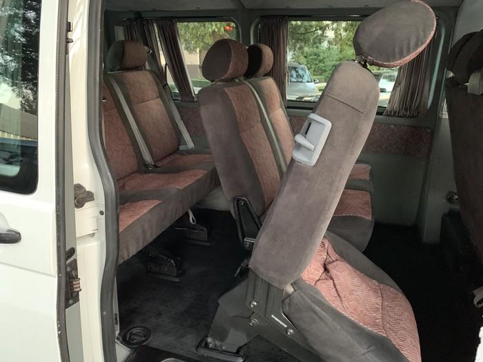 Volkswagen Transporter 2004. Photo 5