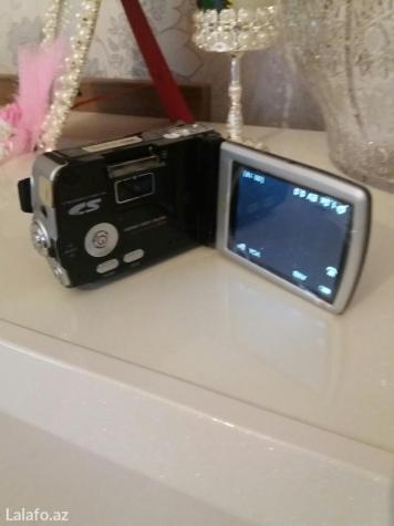 Bakı şəhərində videokamera tecili satilir  teze kimidir alinnanan az islenib real ali
