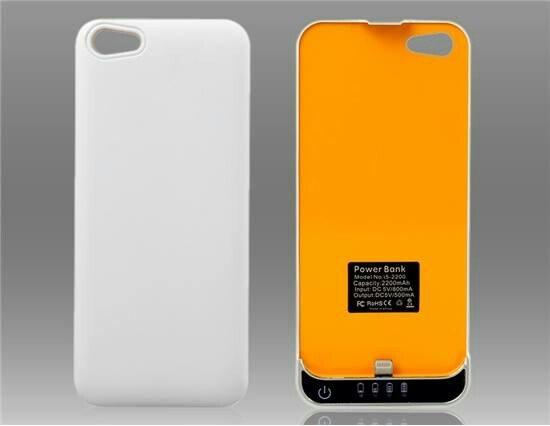 iPhone 5 5s powerbank kao maska ima do pet punjenja baterije!novo 0612 - Beograd