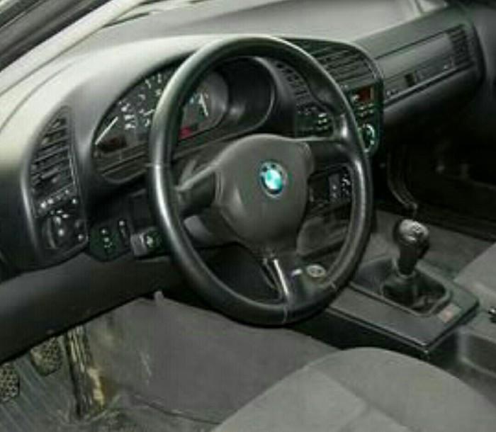 BMW 318 1992. Photo 7