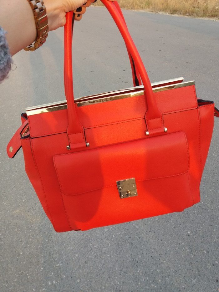Accessorize τσάντα σε άριστη κατάσταση, ευρύχωρη
