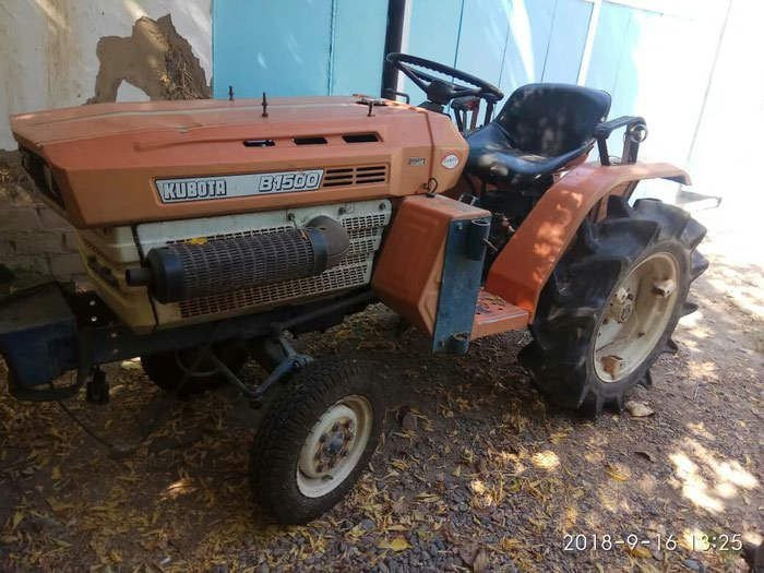 Продаю мини трактор Кубота в Кемин