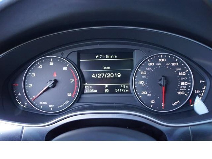 Audi A6 2016. Photo 5