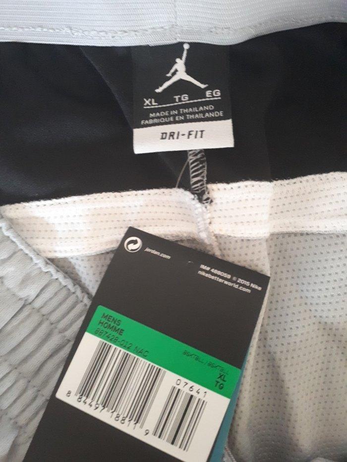 Βερμουδα με μπλουζα nike jordan μπασκετικα.. Photo 4