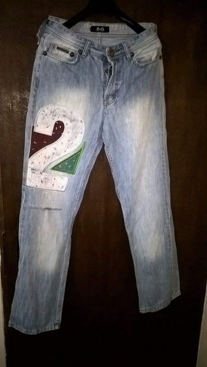 "Polovne pantalone"" Dolce&Gabbana""original! velicina 30! - Lebane"