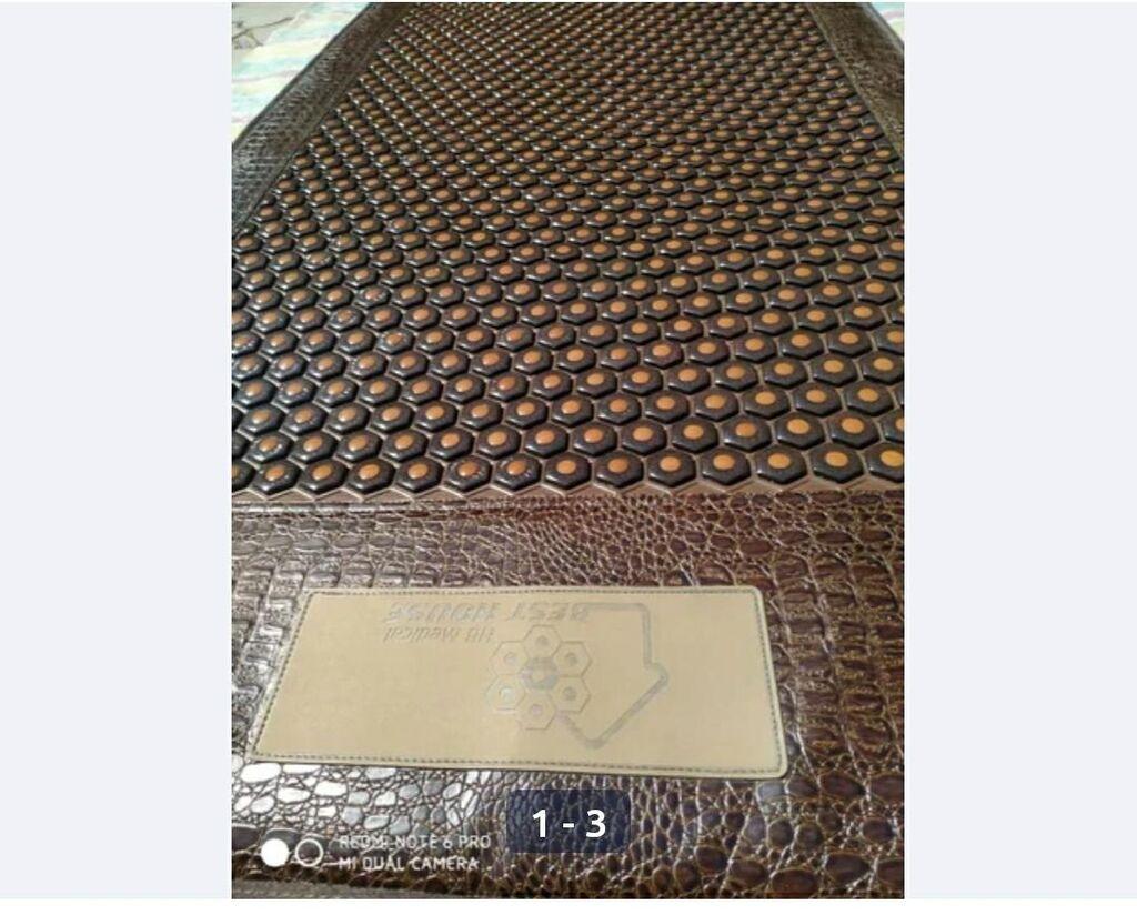 Турмалиновые коврики - Бишкек: Срочно продаю!!!лечебный корейский  мат из турмалиновых камней  для