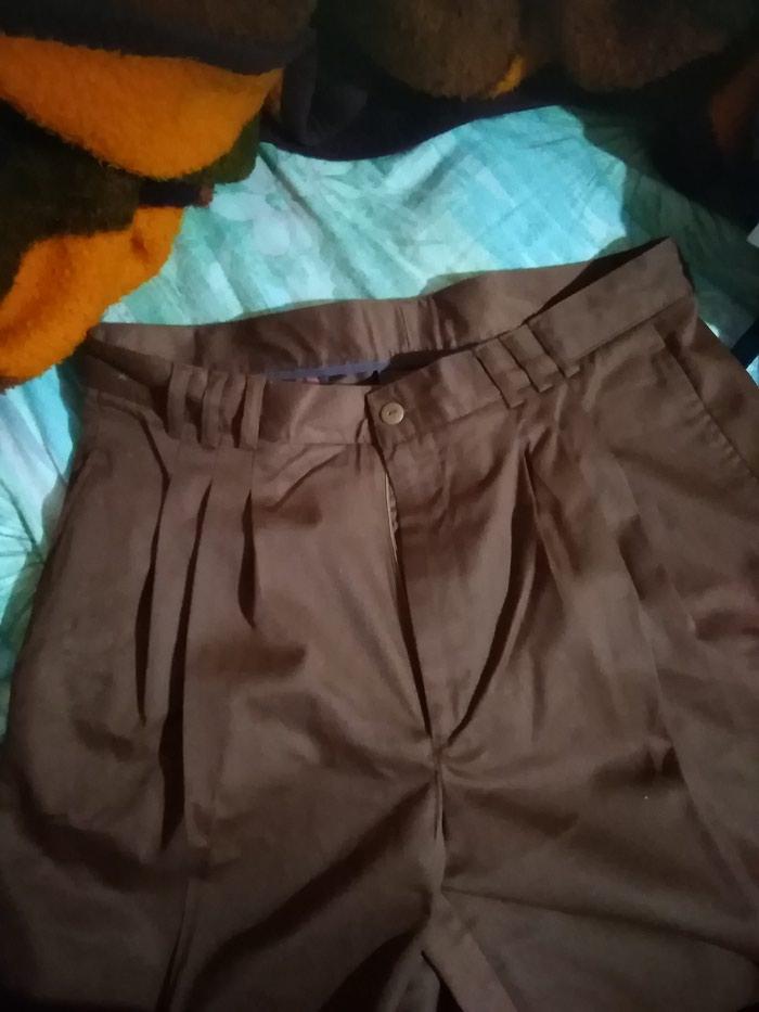 Nove muske pantalone ,prelep materijal. Photo 1