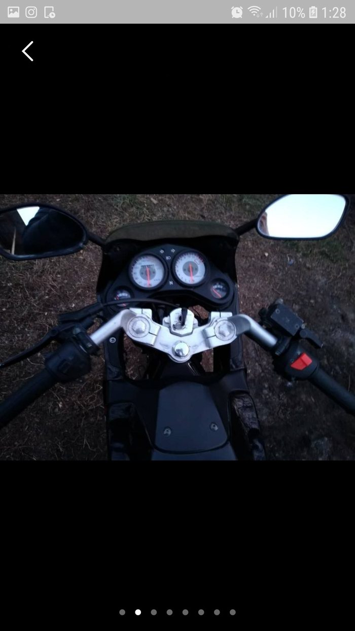 Продаю мотоцикл срочно + каска перчатки . Photo 1