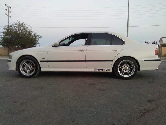 BMW 525 1996. Photo 1