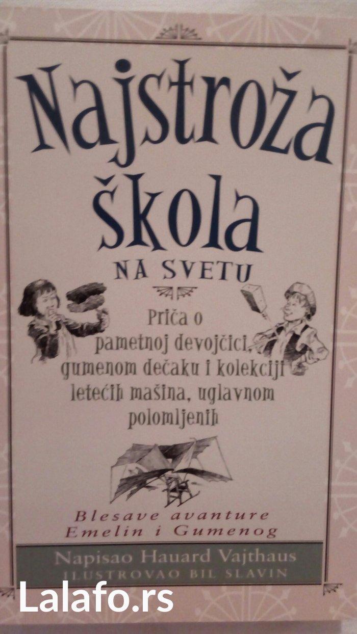 Beli put izdavač  najstroža škola na svetu, 253 strane  zlotvor bez li - Beograd