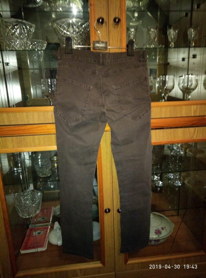 Штаны коричневые. Photo 1
