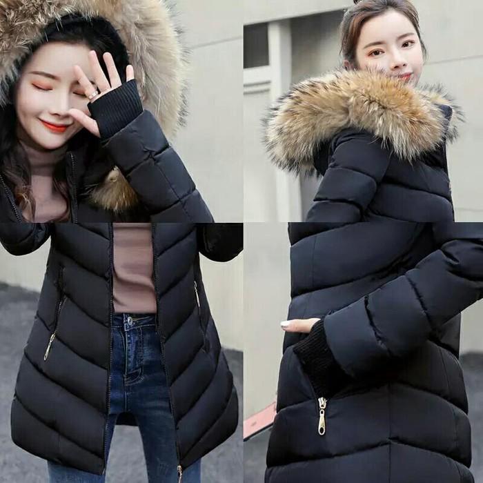 Зимный куртка для женщины. Photo 2