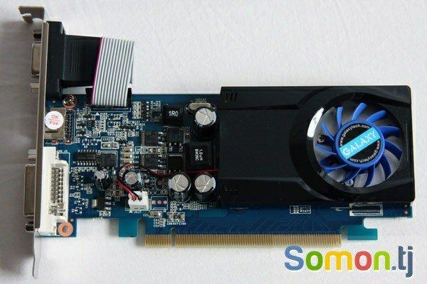 Видеокарта Nvidia GeForce 210 GDDR3 1Gb 64Bit сснчида гирен. Photo 0