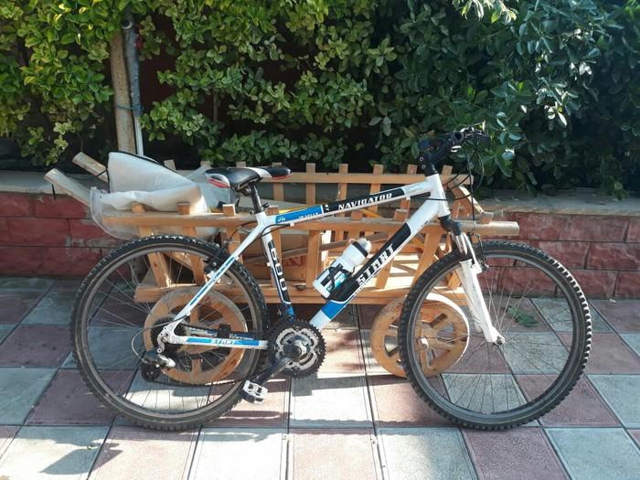 Sportivni velosipet ela veziyyetde tecili satilir qiymeti 260 man tel . Photo 1
