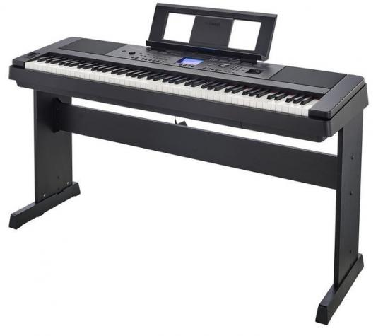Цифровое пианино Yamaha DGX-660 – это новейшее интерактивное цифровое пианино, в котором представлены разнообразные функции, позволяющие учиться, играть и делиться вашей музыкой