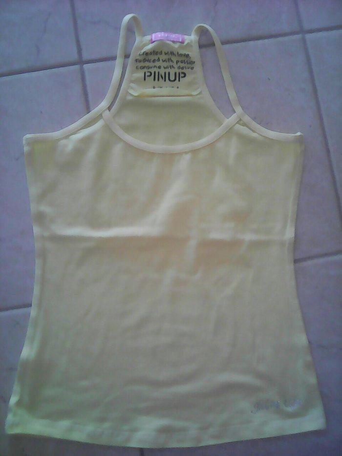 Κιτρινο μπλουζακι m σε Ξάνθη