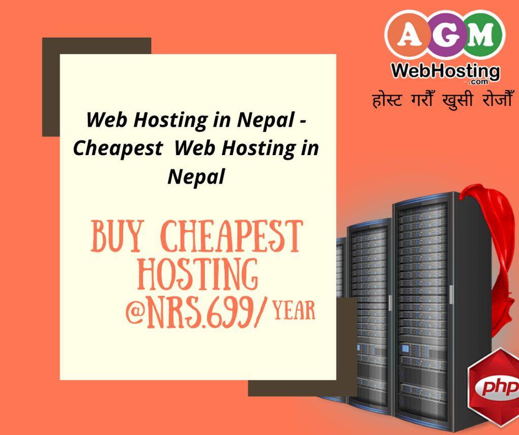 Cheapest Web Hosting in Nepal - Web Hosting in Nepal