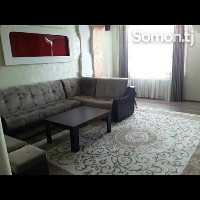 Сдается квартира: 2 комнаты, 92 кв. м., Душанбе. Photo 0