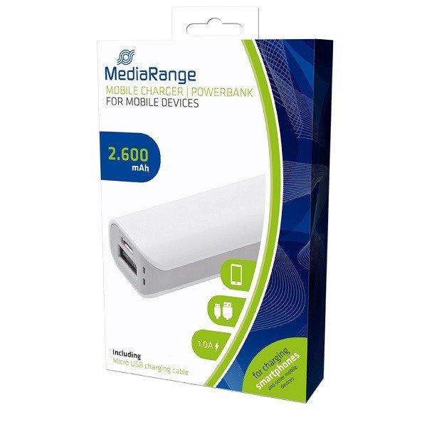 Mediarange germany power bank 2. 600mah mobile charger mr745. Mediaran - Nis