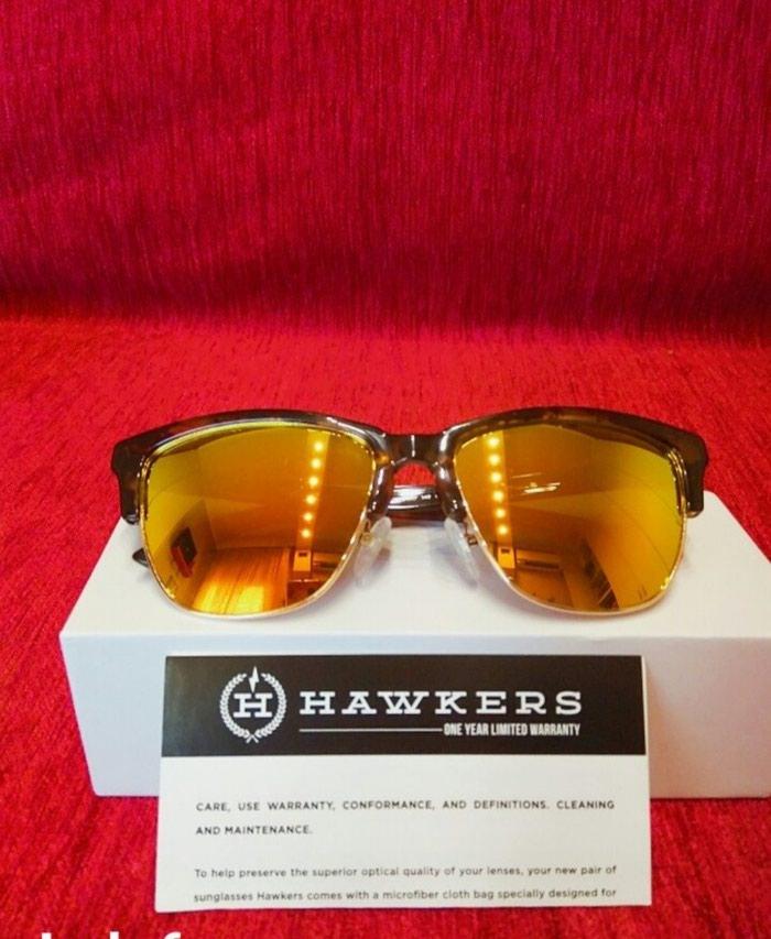 Γυαλιά ηλίου HAWKERS αυθεντικα, με καθρέπτη και καλό φακό  . Photo 0