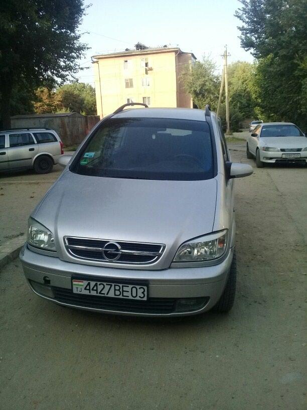 Opel Zafira 2005. Photo 2