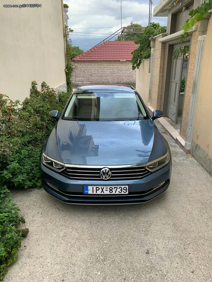 Volkswagen Passat 2016. Photo 5