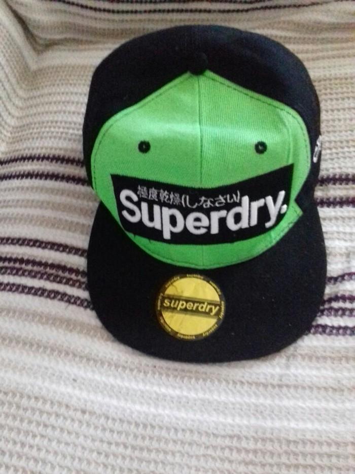 Kacket superdry novo