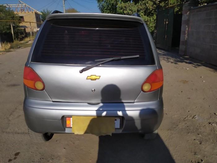 Daewoo Matiz 1999. Photo 5