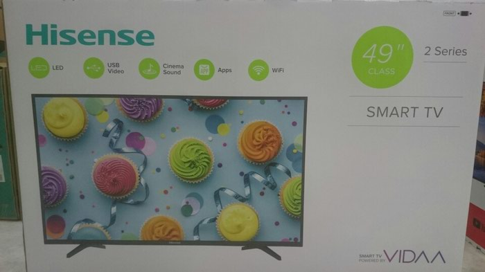 Televizor Hisense H49N2170 smart. Photo 1