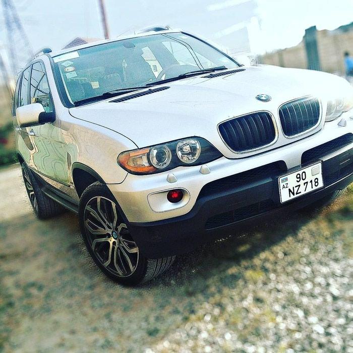 BMW X5 2005. Photo 4