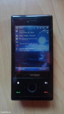Htc verzion mobilni koji ne podrzava sim kartice,radi na wifi ,,sluzi - Krusevac