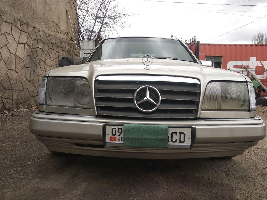 Mercedes-Benz E 220 1993: Mercedes-Benz E 220 1993