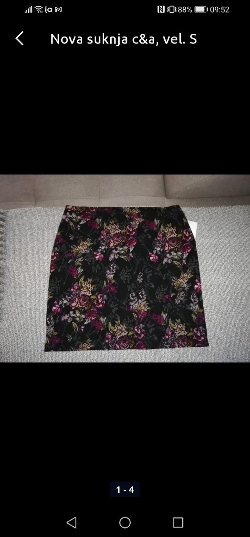 Suknje - Leskovac: Nova suknja, vel. S