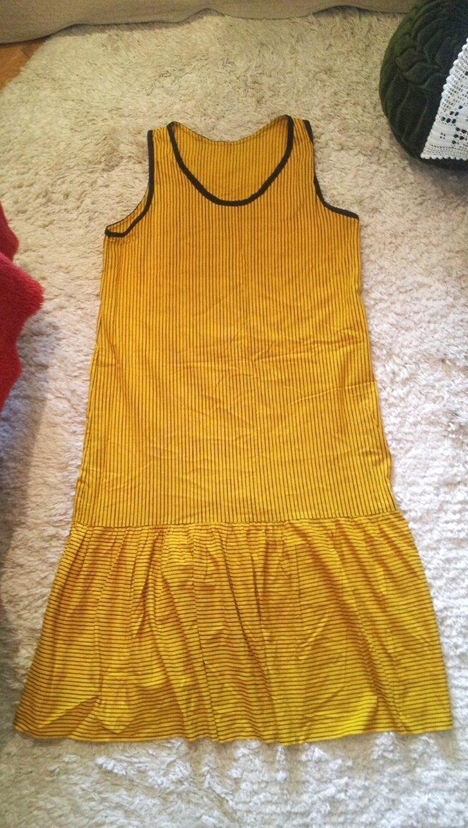 Haljine - Beograd: Žuta haljina Xl