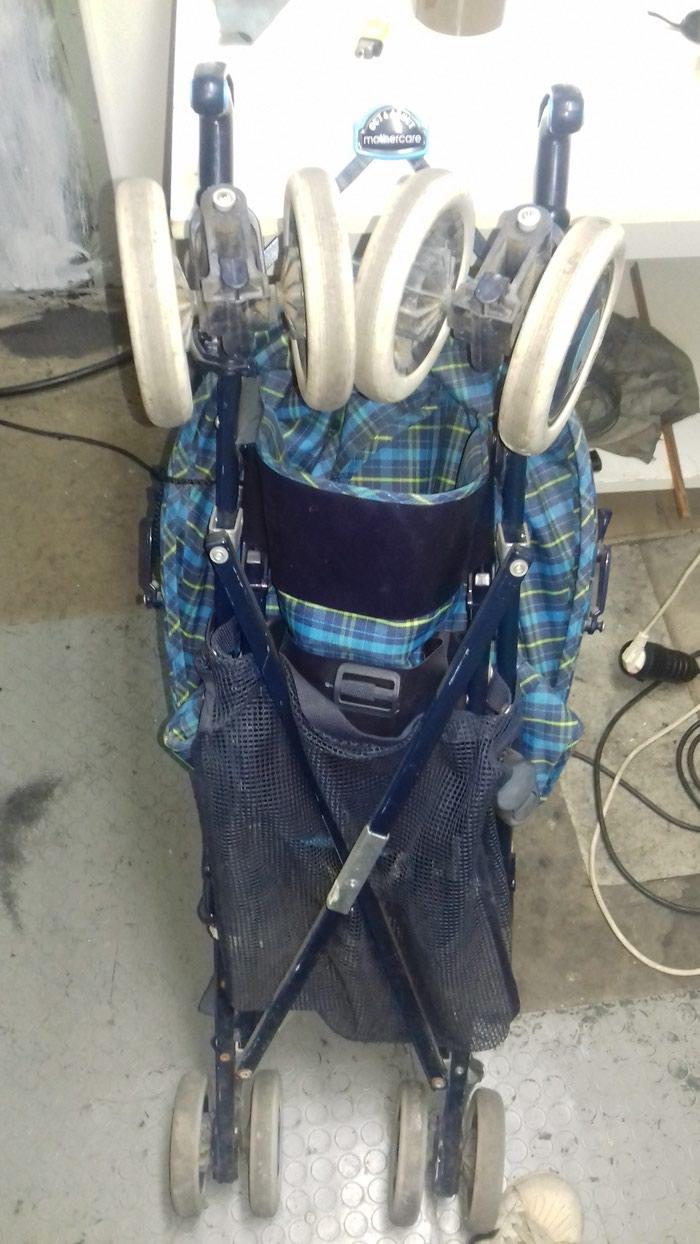 Παιδικο καροτσι mothercare καλη κατασταση ελεγχος δεκτος. Photo 5