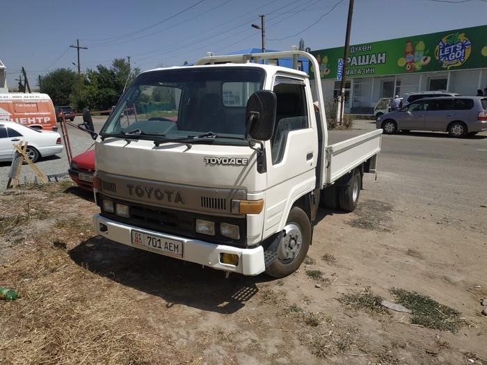 Срочно продаю бортовой грузовик ТОYOTA тойоайс 1994 г.в., размер борта по цене: 8600 USD: Срочно продаю бортовой грузовик ТОYOTA тойоайс 1994 г.в., размер борта