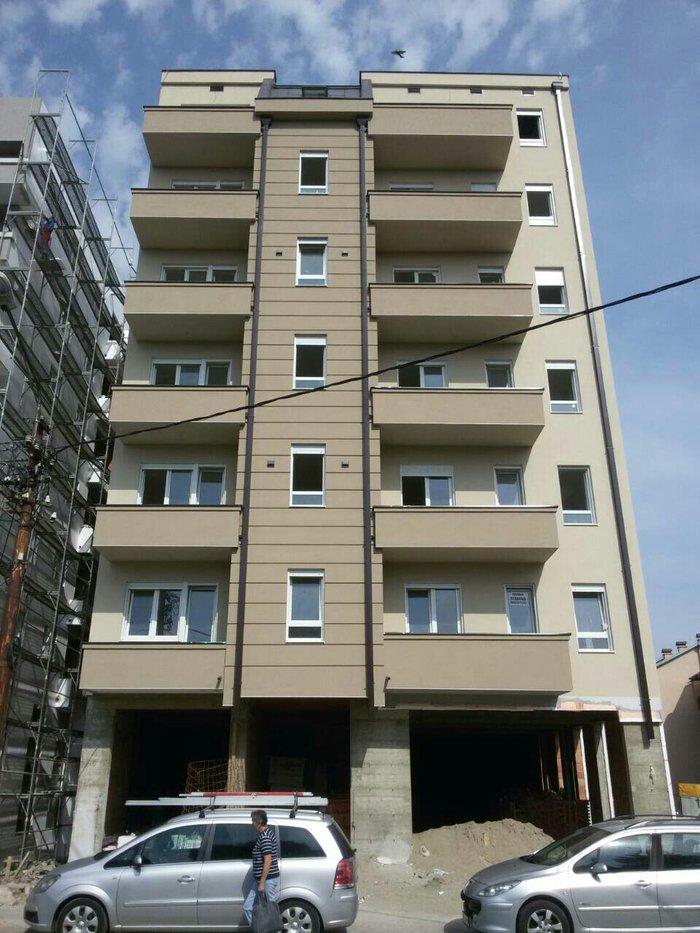 Potrebni moleri i fasaderi za rad u Beogradu. Obavezno  iskustvo na - Beograd