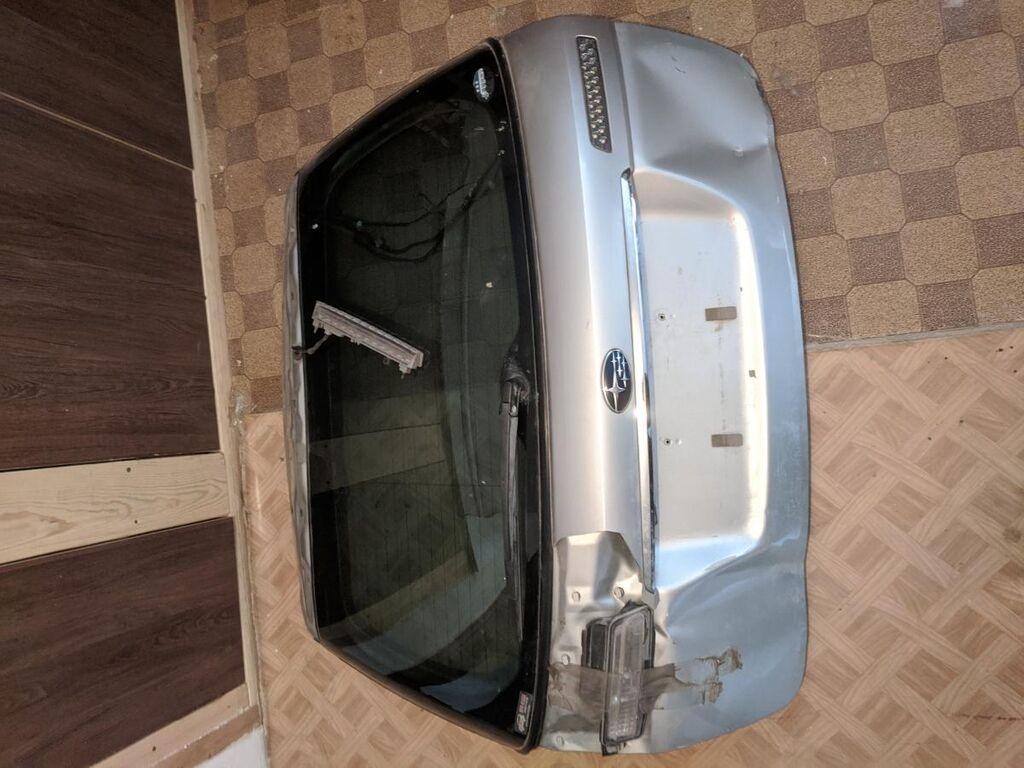 Продаю пятую дверь (багажник) для Subaru Legacy