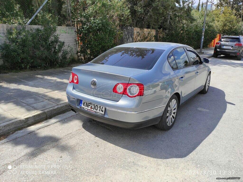 Volkswagen - Λυκόβρυση: Volkswagen Passat 1.8 l. 2008   130000 km