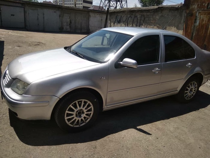 Volkswagen Bora 2002. Photo 6