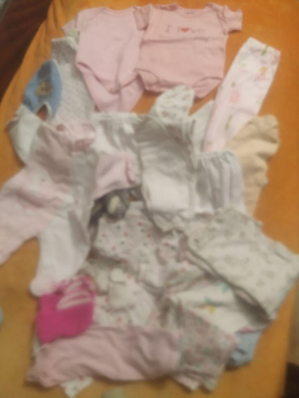 Детская одежда 3-6 месяцев. Цена за всё   Объявление создано 14 Октябрь 2021 18:39:02   ДРУГИЕ ДЕТСКИЕ ВЕЩИ: Детская одежда 3-6 месяцев. Цена за всё