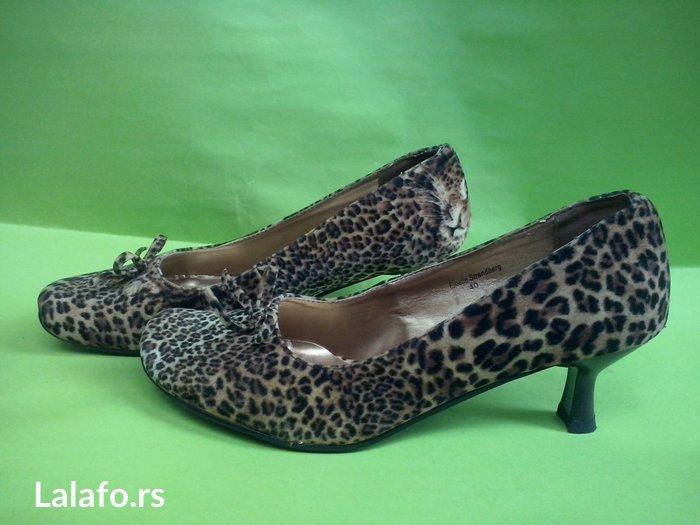Nove cipele sa animal printom,broj 40 - Beograd