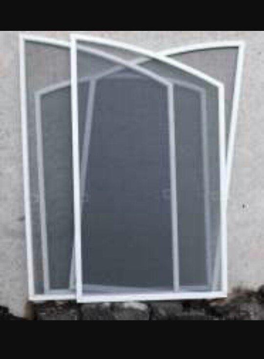 Москитные сетки на заказ и ремонт пластиковых окон и дверей, изготовле в Душанбе