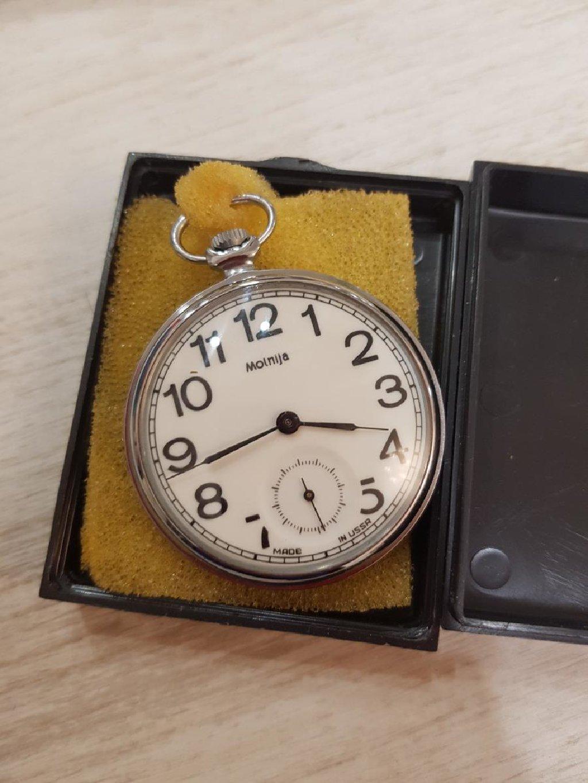 Молния продам карманные механические часы командирские часы сдать
