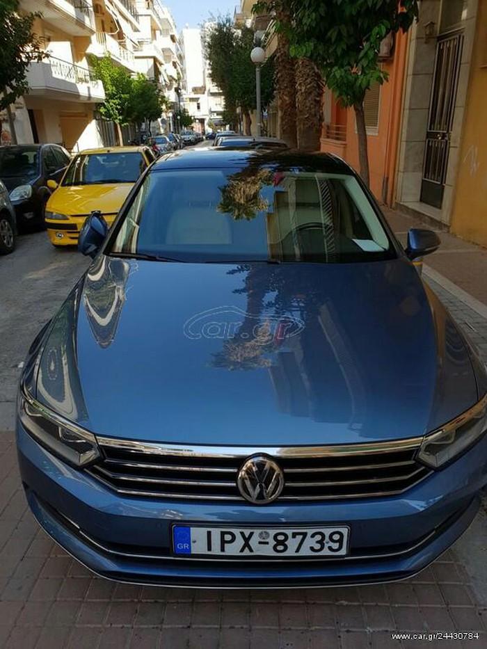Volkswagen Passat 2016. Photo 0