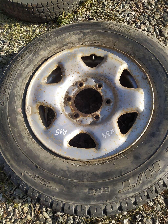 Колесный диск R 15 диск колеса 6 отверстийДиск колесный 1шт. См: Колесный диск R 15 диск колеса 6 отверстийДиск колесный 1шт. См.